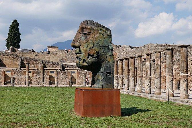 Ancient Pompeii and Vesuvius Horse Riding Tour