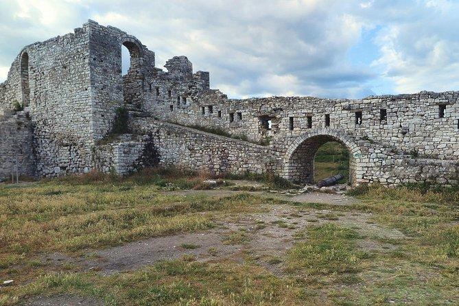 Berat's ancient castle