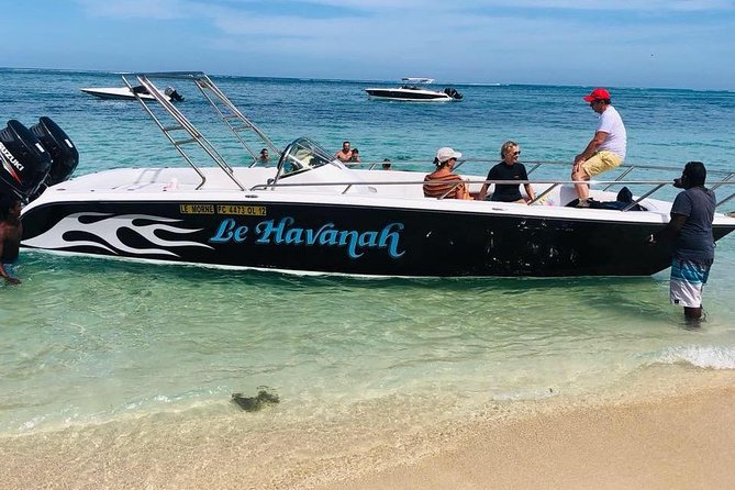 LE HAVANAH PRIVATE BOAT ( Dauphins Exclusivities) photo 7