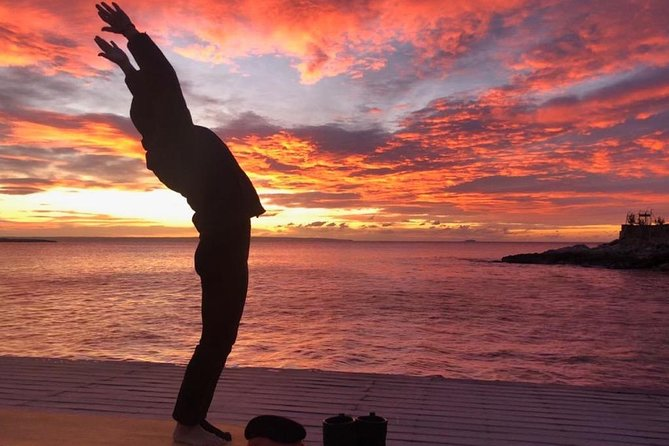 Yoga Sunrise in Playa Son Caliu