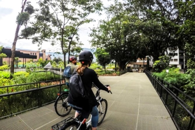 Medellin by Electric Bike