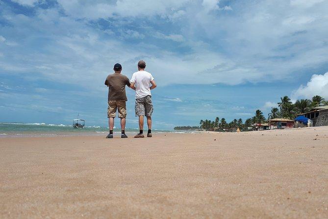 """Ivan Bahia, Private """"Turtle-Beach-Tour"""" to Praia do Forte / Jacuipe / Imbassai"""