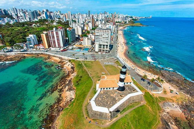 Ivan Bahia, Salvador full day original city-tour to discover Brazil's1st Capital photo 1