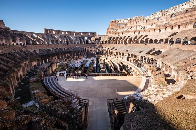 Colosseum underground Tour and Ancient City Tour