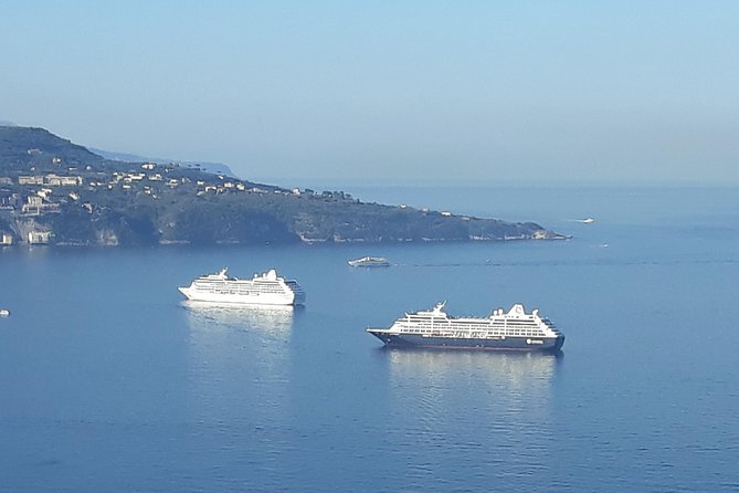 Transfers from Rome to Sorrento and vice versa