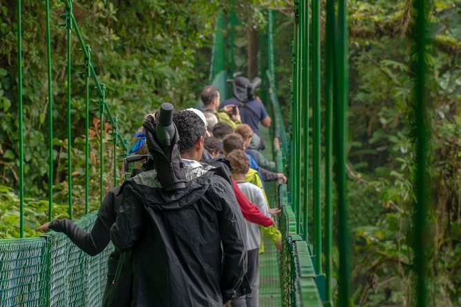 Private Full-Day Trip to Monteverde Cloud Forest
