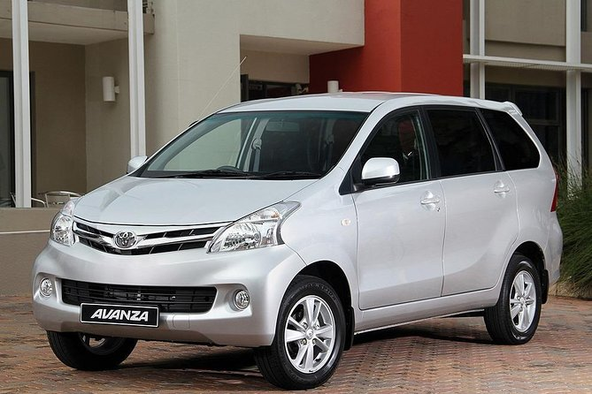 Arrival Private Transfer Bali Denpasar Airport DPS to Kuta City by Minivan