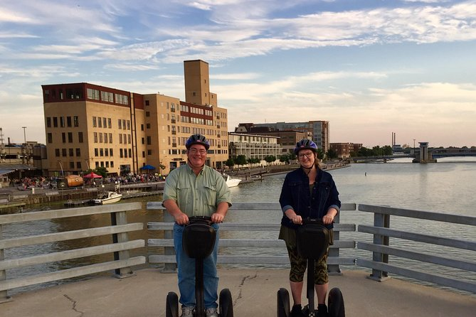 Green Bay Sunset Segway Tour on the Fox River