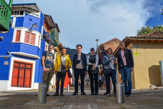 Shared Walking Tour in La Candelaria Bogotá
