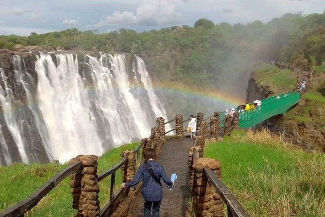 Guided Tour of The Victoria Falls on Zimbabwe Side photo 15
