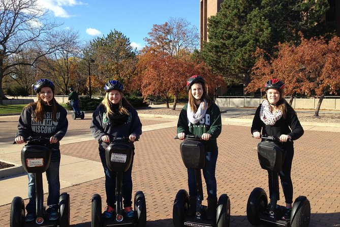 Green Bay Segway Tour