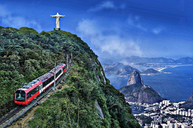 A Full Day in Rio with a train ride to Cristo Redentor - All Inclusive!