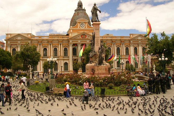 City tour privado personalizável em torno de La Paz