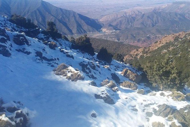 Ouirgane Treks 2-Day Trek - Mount Takherkhourteis 3000M fromMarrakech