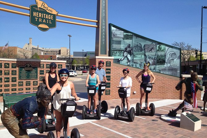 Segway Tour of the Packer Heritage Trail