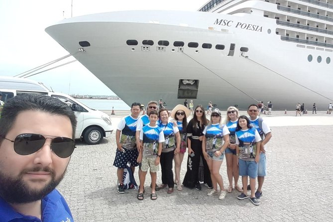 BEST Cruise Passanger - Shared Tours