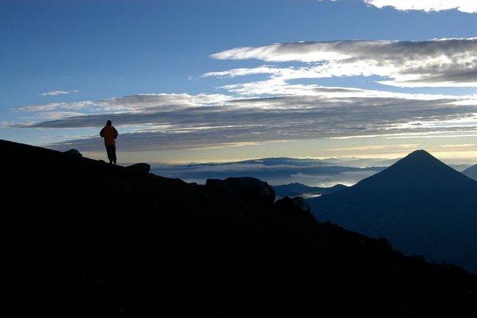 3 day Volcan Acatenango and Fuego Double Header from Antigua, Guatemala