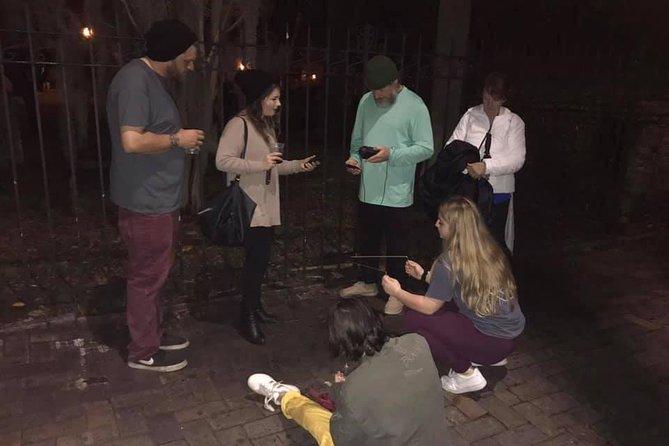 Paranormal Investigation - Six Feet Under Savannah