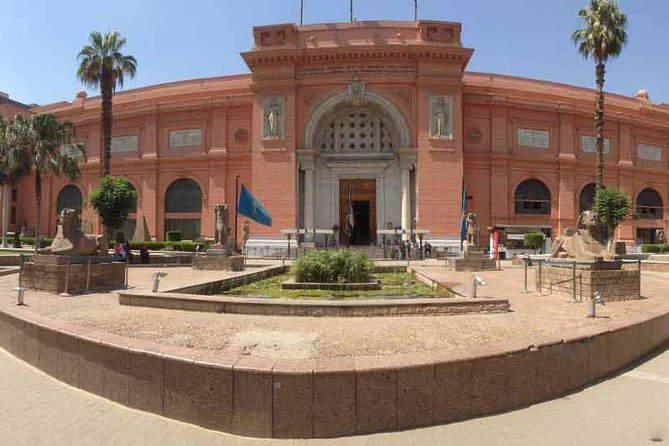 Cairo layover tour to Egyptian museum and citadel photo 8
