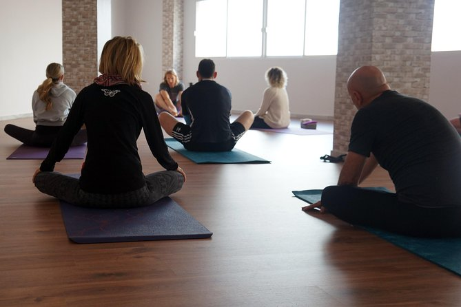 Hatha Elements Yoga Class