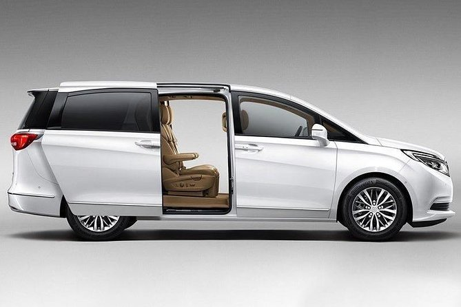 Departure Private Transfer Chongqing City to Chongqing Airport CKG by Minivan