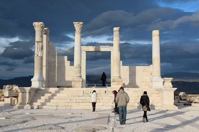 Daily Private Pamukkale Aphrodisias and Laodicea Tour from Istanbul