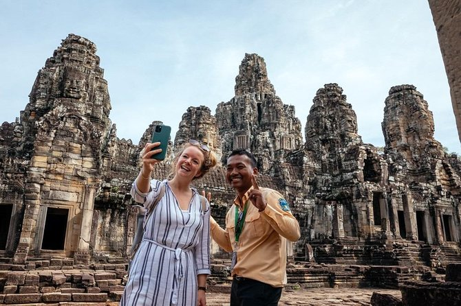 Private Day Trip to Angkor Wat with a Local photo 8