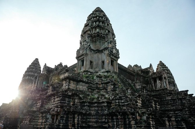 Private Day Trip to Angkor Wat with a Local photo 6