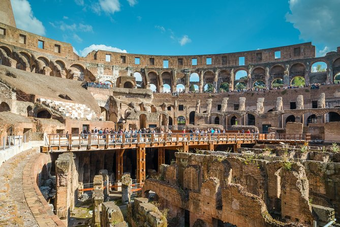 Colosseum and Ancient Rome Small-Group Guided Tour