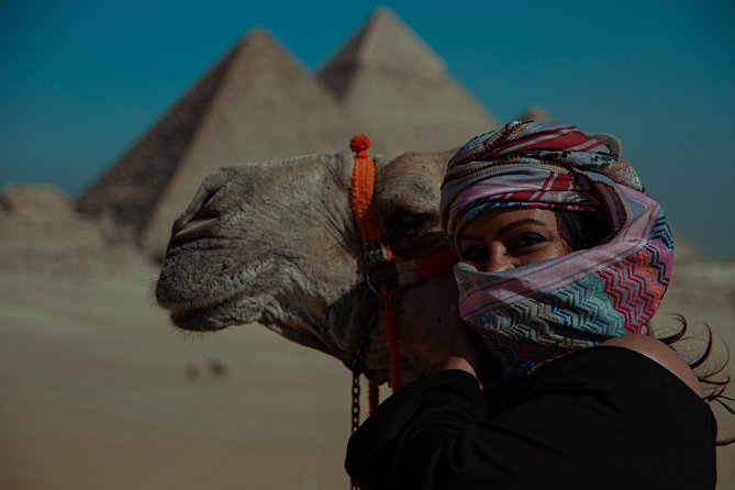 Cairo layover tours to Giza pyramids&sphinx from Cairo airport photo 4