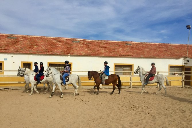 Horse Riding along Calblanque Beach