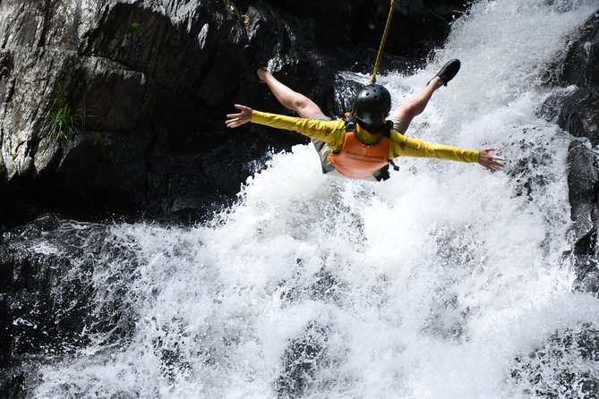 Crystal Canyoning Rainforest/Waterfall Experience photo 12