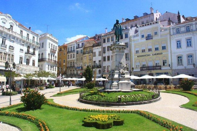 Coimbra Exclusive Walking Tour