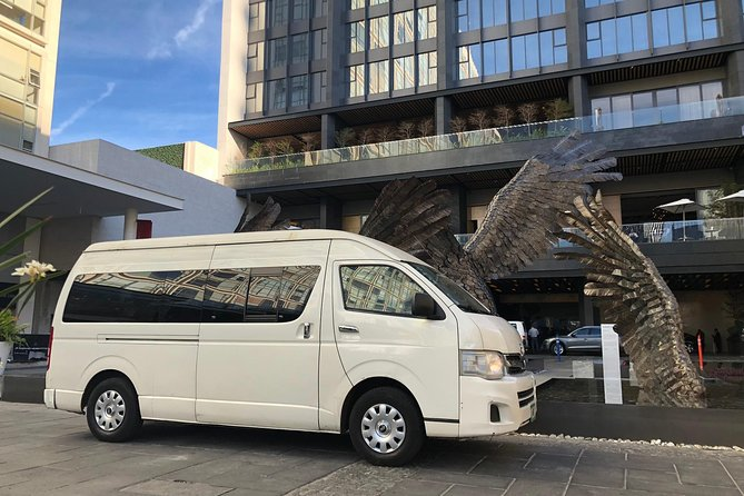 Hotel transportation to Guadalajara airport