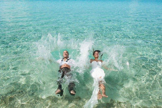 Dazzling photoshoot on Bora Bora (main island)