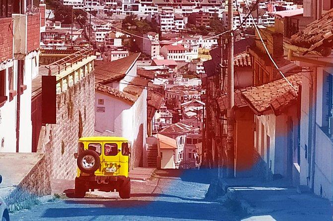Quito City Tour and Equator Line