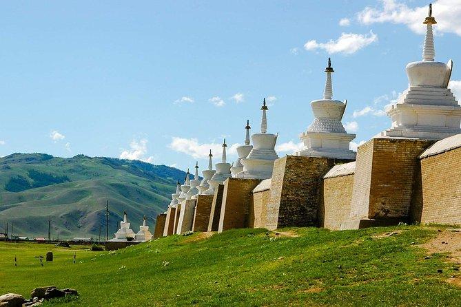 Central Mongolia- Kharkhorin- Orkhon Valley- Mini Gobi 4 days tour