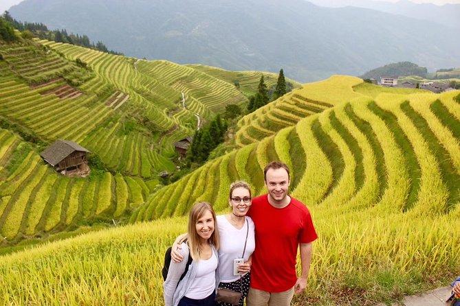 Private day tour: Longji rice terraces & Minority Villages Tour