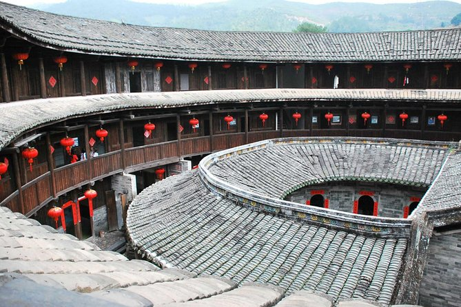 Xiamen Hongkeng Hakka Earth Building - Group Day Tour