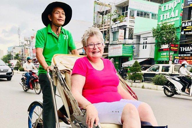 3-Hour Pedicab Tour of Nha Trang
