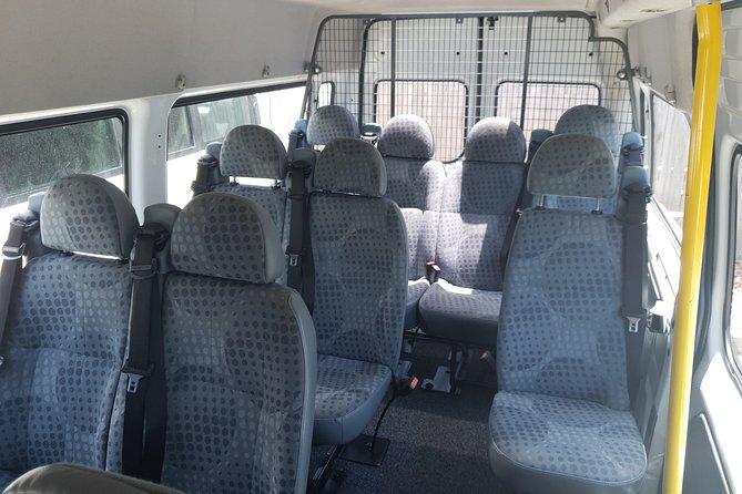 Ford Transit MiniVan - Interior
