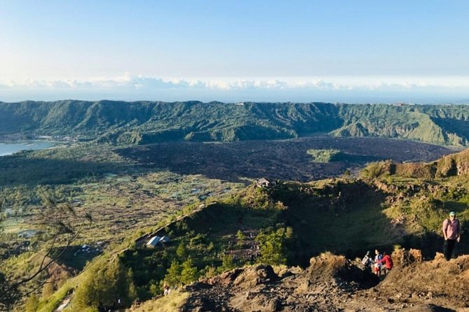 Mt Batur Sunrise Trek and Two Hours at Natural Hot Spring Tour