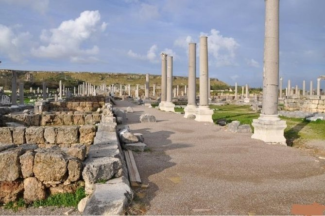 Perge Aspendos Side & waterfall Private Tour 1 to 6 peoples