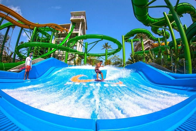 Waterbom Bali Tickets – Single Day Pass