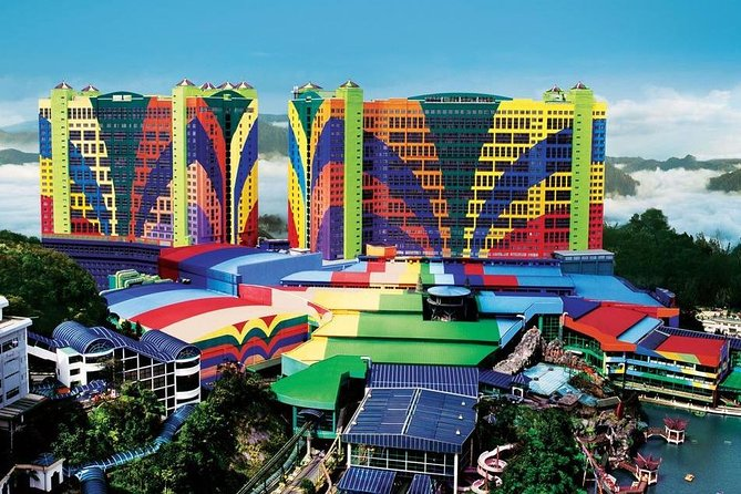 KUL City Hotel to Genting Highland Hotel(One Way Transfer)