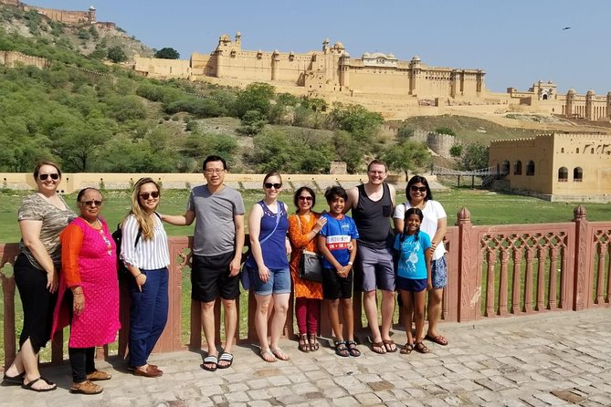 Private tour of Jaipur with Driver and Guide photo 3