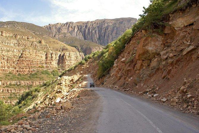 Guba - Khinalug tour