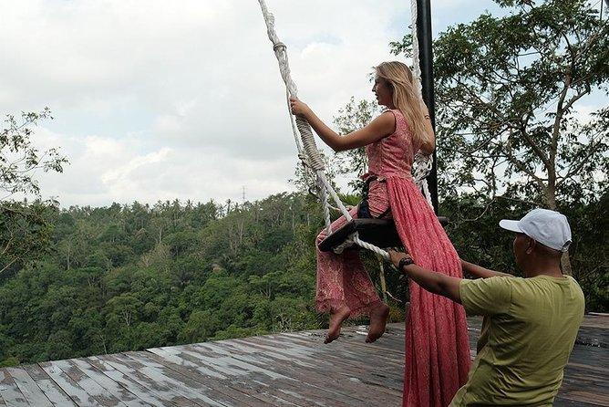 True Bali Swing - True Bali Experience