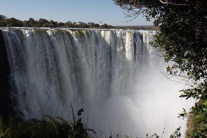 Main falls, Victoria Falls, Zimbabwe
