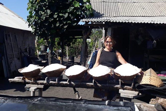 East Bali Private Tour: Traditional Salt Making - Full Day